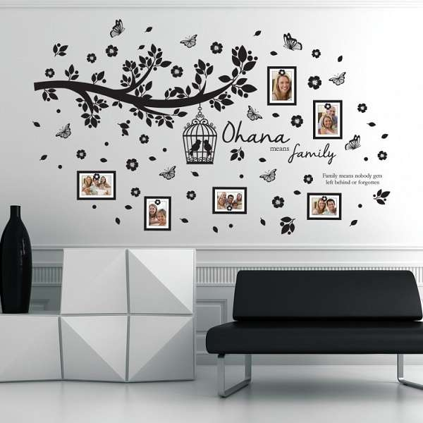Dekorativne zidne naljepnice