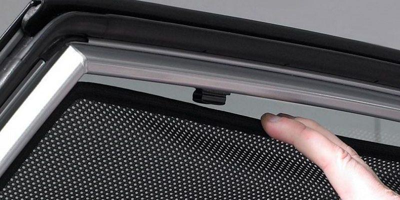 Sjenila za auto prolaznicima onemogućavaju pogled u unutrašnost automobila