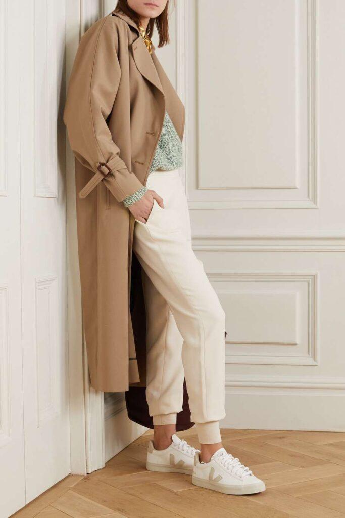 Bijele hlače: chic model koji uvijek izgleda sjajno