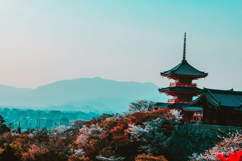 Japan - hram