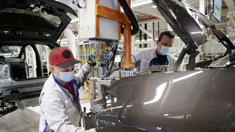 Nagli rast prodaje automobila u Njemačkoj, a u Hrvatskoj pad prodaje novih vozila za 42 posto