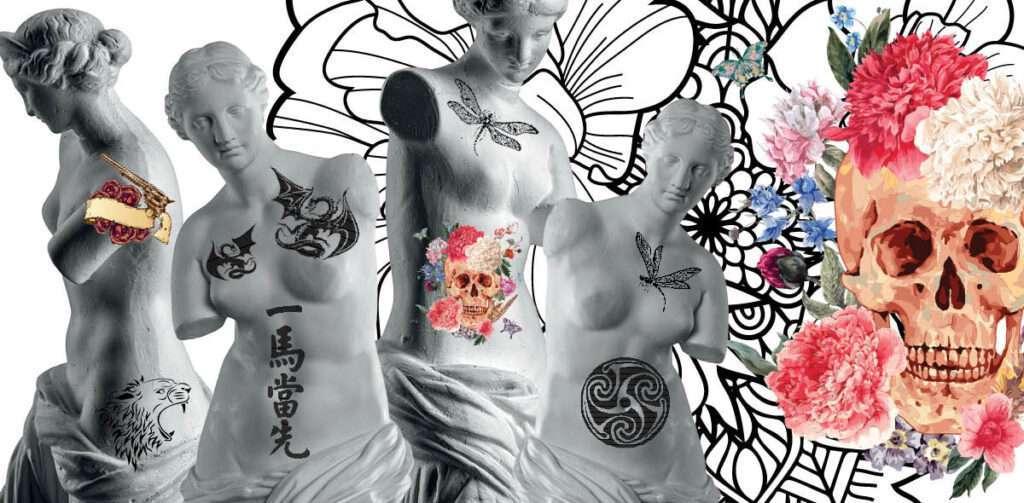 O tetovažama, njihovoj privlačnosti i implikacijama