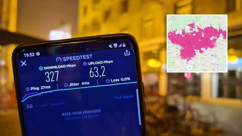 Širi se HT-ov 5G: Isprobali smo kolike su brzine diljem Zagreba