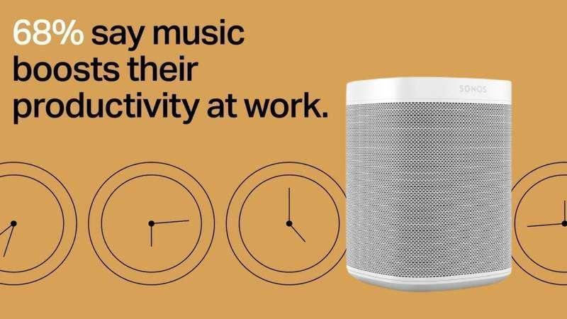 Sonosovo istraživanje pokazalo da mnogima glazba više od kave pomaže u obavljanju posla