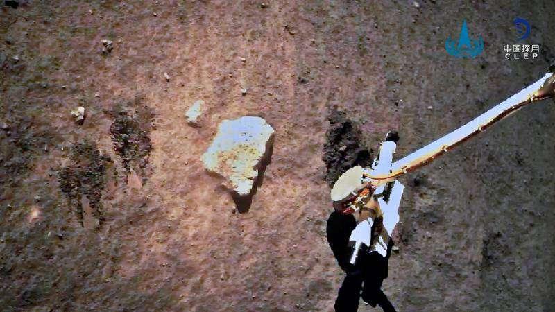 Spustila se kineska sonda: S Mjeseca donijeli uzorke tla