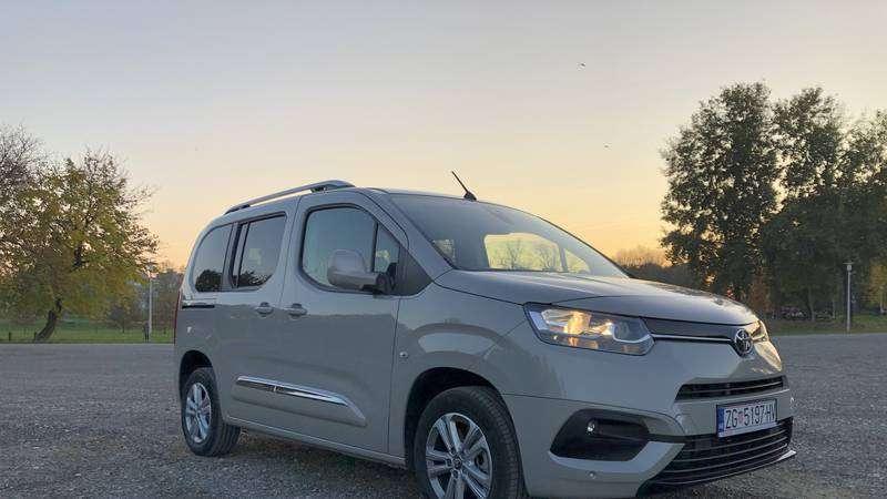 Toyotin novi i praktični mali kombi dolazi iz obitelji Berlinga