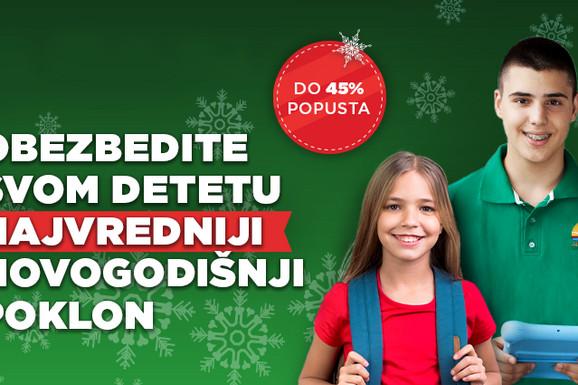 Ne propustite da poklonite detetu najvredniji poklon: Savremeno školovanje po povlašćenim uslovima