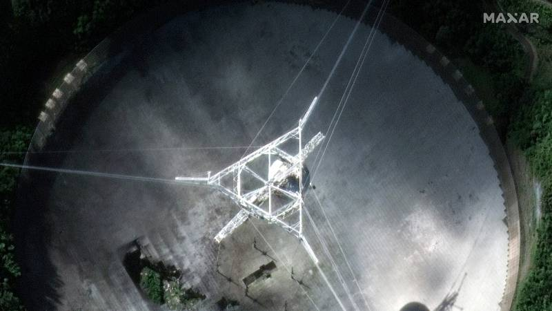 Opet će loviti male zelene: Dat će milijune da obnove teleskop