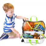 Funkcionalnost dječjih kofera