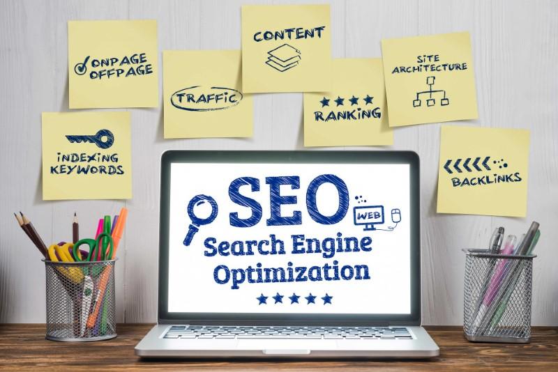 Optimizacija web stranica