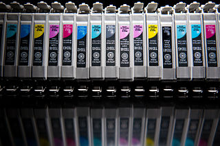 Tinta u boji