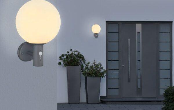 Svjetla sa senzorom na ulazu
