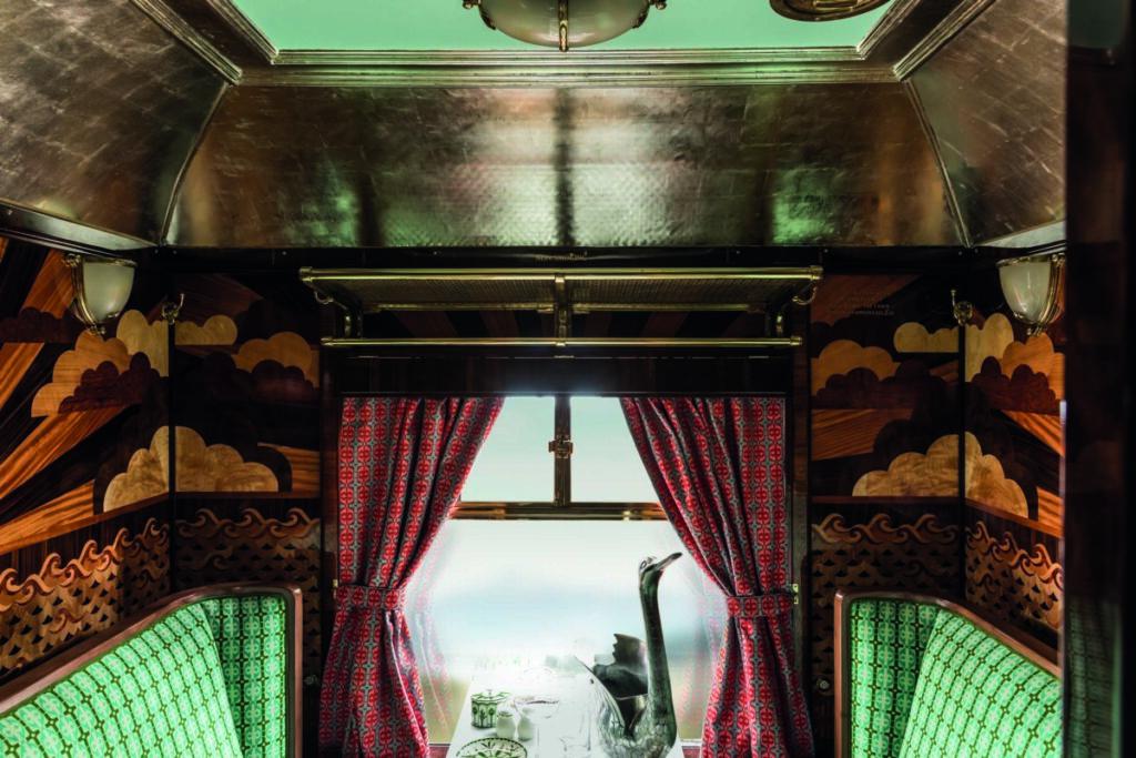 Baš kao na filmu: Želimo putovati ovim vlakom koji je uredio redatelj Wes Anderson