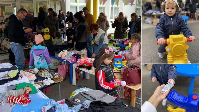 Eko-vrtić 'Leptirić' iz Borova nastavlja sa eko-projektima: 'Organizirali smo prvi buvljak'