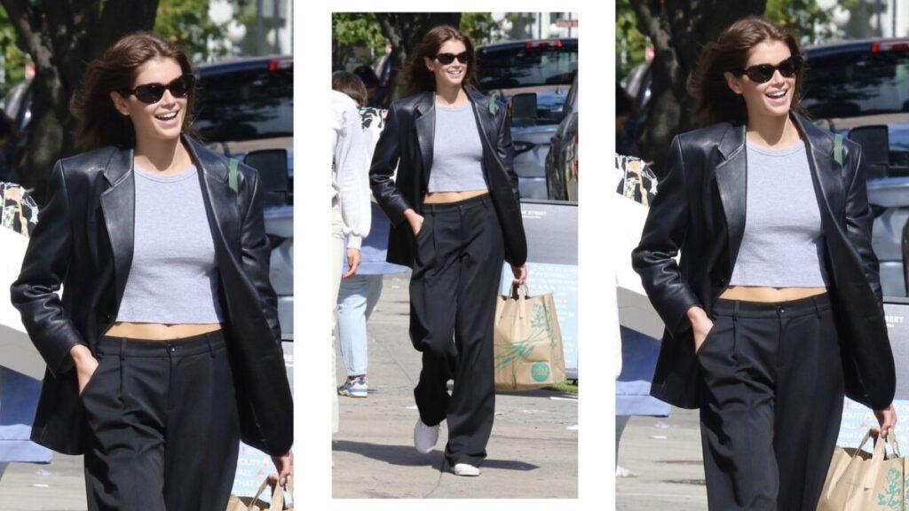 Kaia Gerber obožava ovaj odjevni komad koji se uklapa u svaki stil