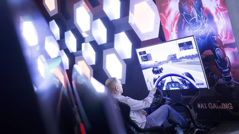 Otvoren najveći gaming centar u Hrvatskoj: Hall of Game powered by A1